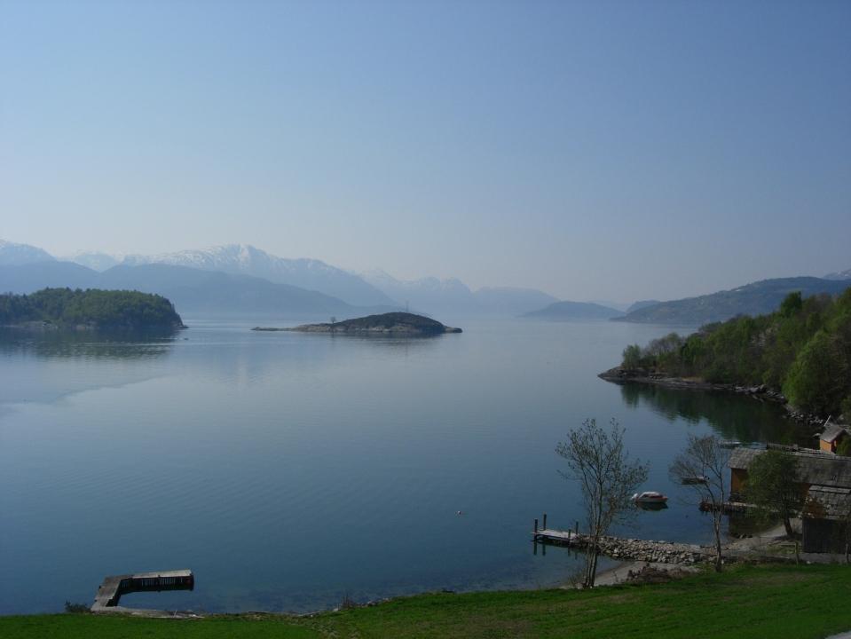 Beautiful fjords
