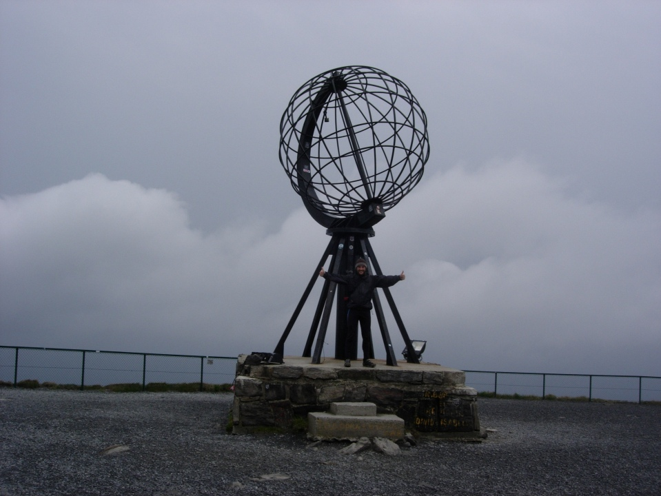 Nordkapp, journey's end