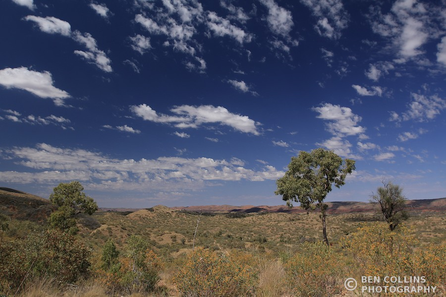Big sky country, Australian Outback