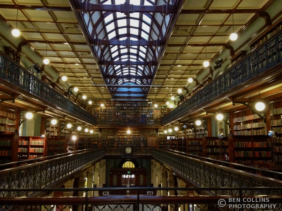 Adelaide State Library