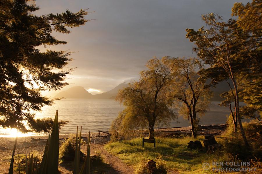 Lake Manapouri Sunset 1