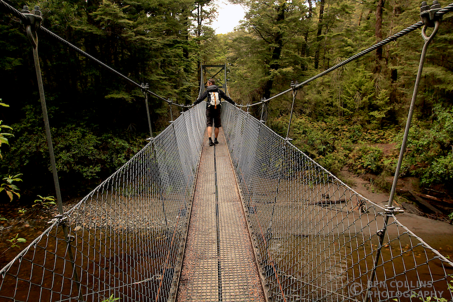 Wire bridge