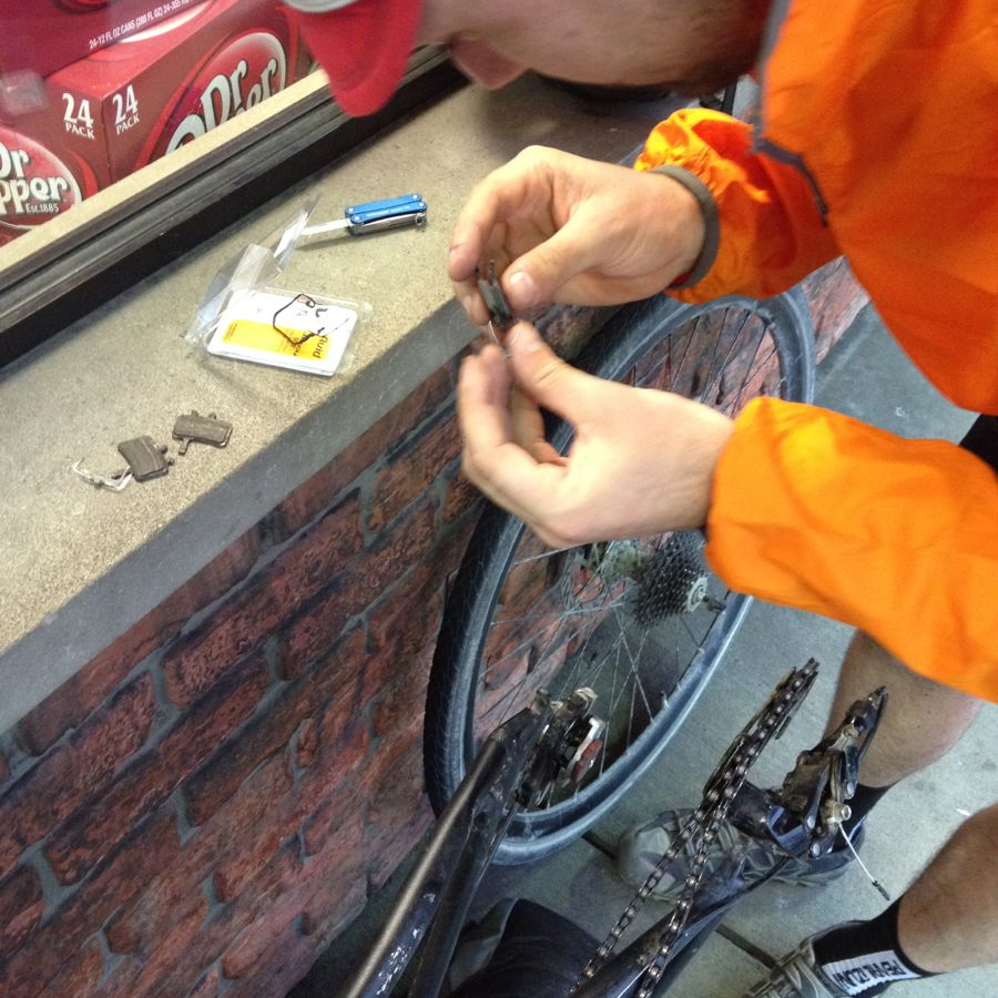 Replacing brake pads in Meadville, PA