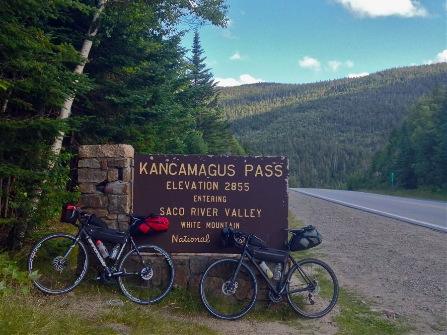 Kancamagus Pass, New Hampshire