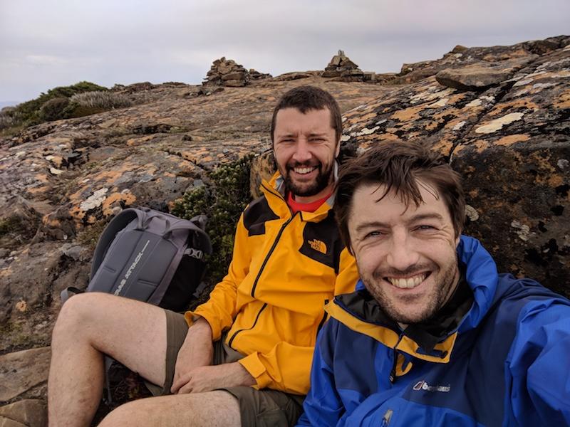 Summit of Mt Eliza