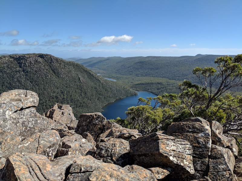 Lake Seal, Mt Field National Park
