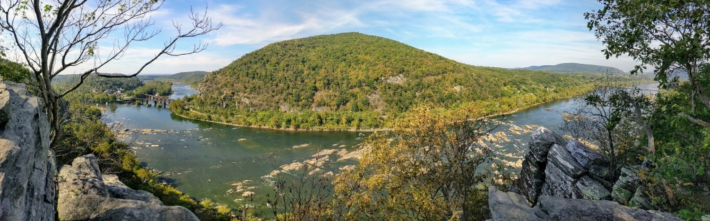 Panorama of Maryland Heights
